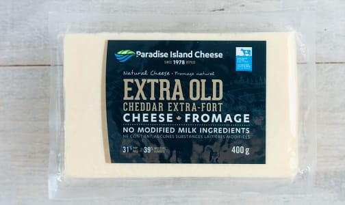 Extra Old Cheddar Cheese- Code#: DC0026