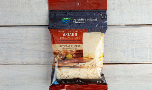 Asiago Shredded Cheese- Code#: DC0028