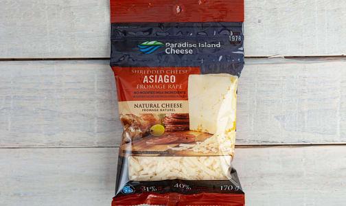 Asiago Shredded Cheese- Code#: DC0028