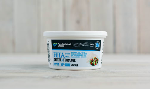 Feta Light Cheese- Code#: DC0031