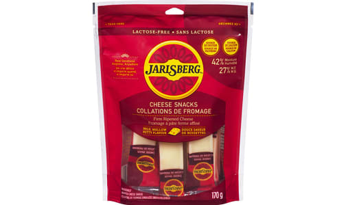 Jarlsberg Portion Pack Cheese Snacks- Code#: DC0037