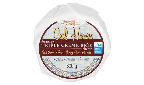Bel Haven Triple Cream Brie- Code#: DC0038