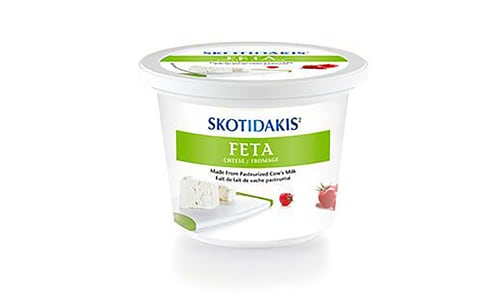 Diced Feta, Cow- Code#: DC0086
