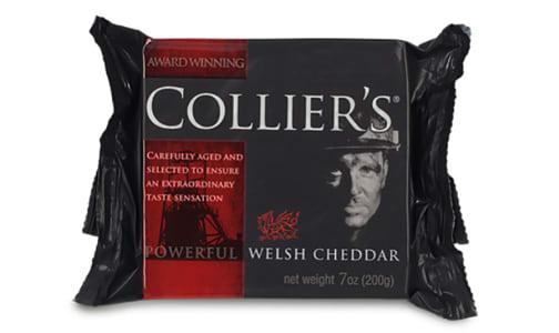 Powerful Welsh Cheddar- Code#: DC0088