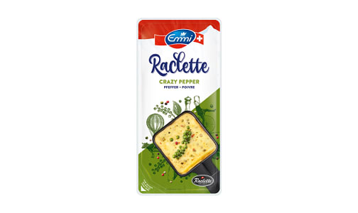 Sliced Rackette Pepper Cheese- Code#: DC0092