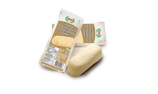 Smoked Fresh Mozzarella- Code#: DC0118