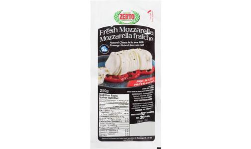 Fresh Mozzarella, Sliced- Code#: DC0119
