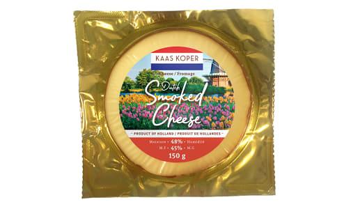 Gouda Cheese Smoked- Code#: DC0193