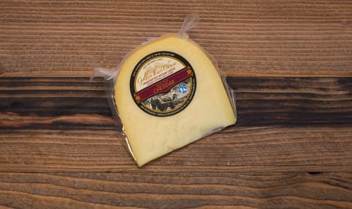 Grass-fed Cheddar - Mild- Code#: DC200-NV