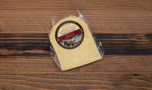 Grass-fed Cheddar - Medium- Code#: DC201-NV