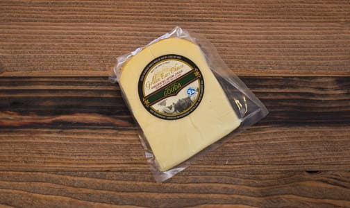 Grass-fed Gouda - Mild- Code#: DC210-NV