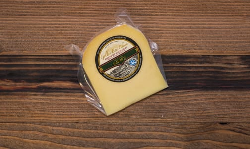 Grass-fed Havarti - Mild- Code#: DC220-NV