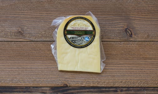 Grass-fed Havarti - Medium- Code#: DC221-NV