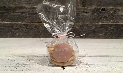 Peanut Butter Cookies- Code#: DE0151