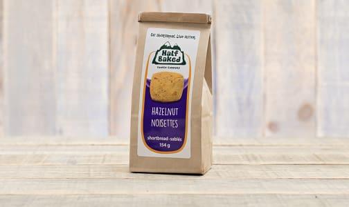 Hazelnut Shortbread- Code#: DE0157