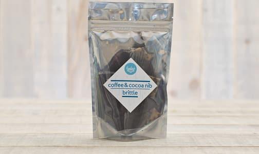 Coffee & Cocoa Nib Brittle- Code#: DE0187