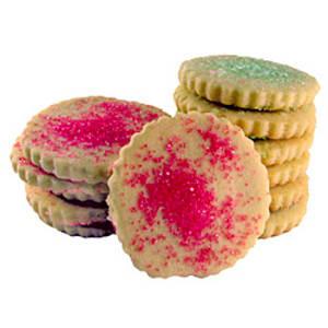 Shortbread Cookies- Code#: DE0202