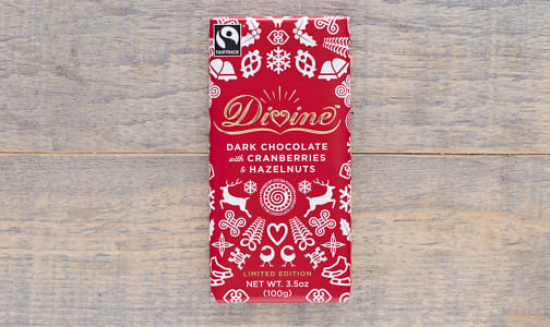 Hazelnut & Cranberry Bar- Code#: DE0211