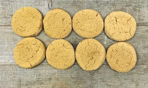 Ginger Spice Cookies- Code#: DE0220