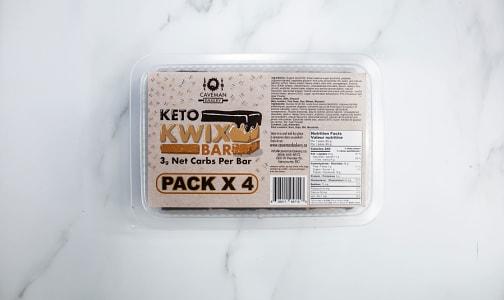 4Pk Keto Kwix Bar (Frozen)- Code#: DE0225