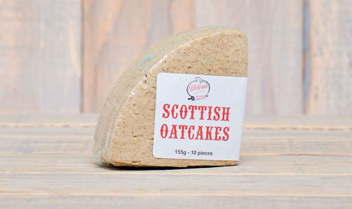 Scottish Oatcakes- Code#: DE0320