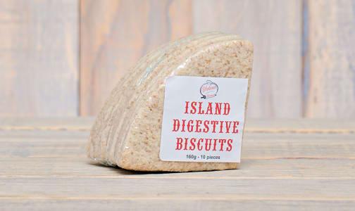 Island Digestive Biscuits- Code#: DE0326