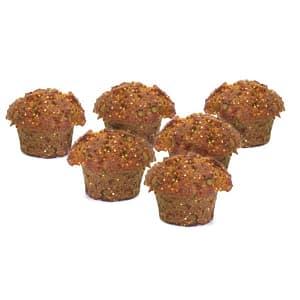 Organic Carrot Millet Pumpkinseed Muffin- Code#: DE0374