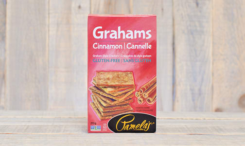 Cinnamon Graham Style Crackers- Code#: DE0497
