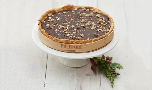 Chocolate Hazelnut Tart- Code#: DE0513