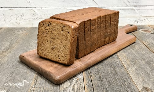 Banana Loaf Pre-Sliced (Frozen)- Code#: DE0565