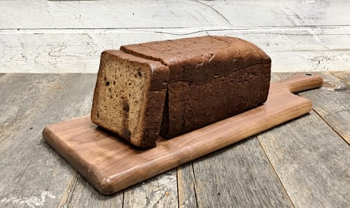 Banana Chocolate Chip Loaf Pre-Sliced (Frozen)- Code#: DE0566