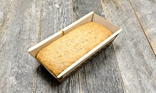 Banana Chocolate Chip Mini Loaf (Frozen)- Code#: DE0574