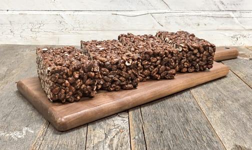Puffed Wheat Squares (Frozen)- Code#: DE0576