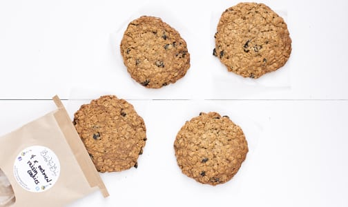 Oatmeal Raisin Cookies- Code#: DE0644