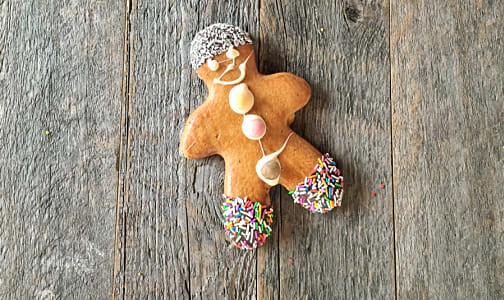 Gingerbread Men- Code#: DE0762