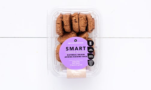 Smart Cookie - Oatmeal Raisin Cookies- Code#: DE0766