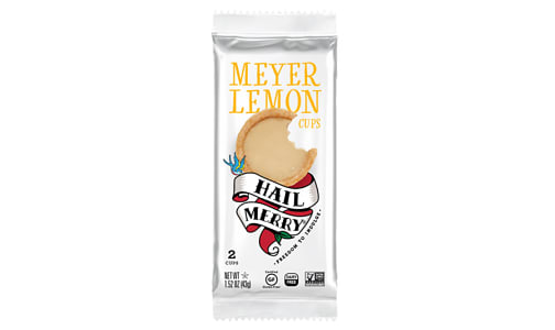 Meyer Lemon Cups- Code#: DE0821