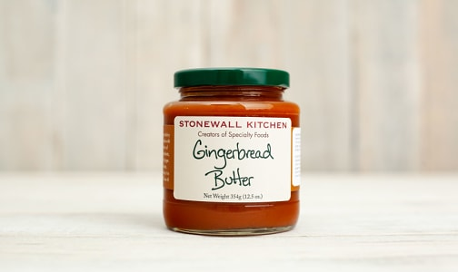 Gingerbread Butter- Code#: DE0843
