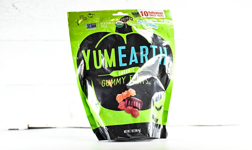Organic Halloween Gummy Fruits- Code#: DE0846