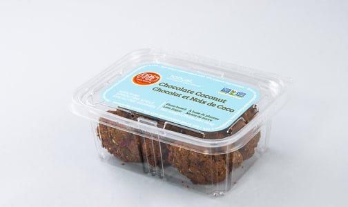 Sprouted Spelt Soft baked Cookie - Chocolate Coconut- Code#: DE0853