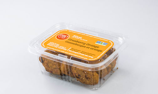 Sprouted Spelt Soft Baked Cookie - Cranberry Orange- Code#: DE0855
