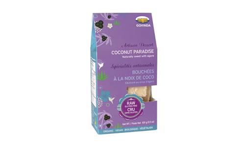 Organic Coconut Paradise- Code#: DE0923