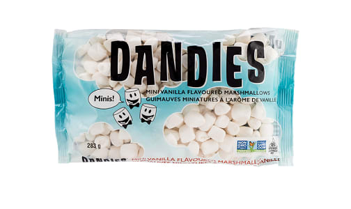 Vegan Mini Marshmallows- Code#: DE093