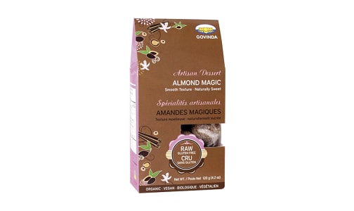 Organic Almond Magic- Code#: DE0948
