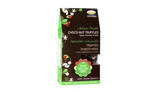 Organic Choco - Nut Truffles- Code#: DE0974