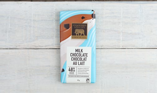 Sea Otter Bar - Milk Chocolate- Code#: DE1010