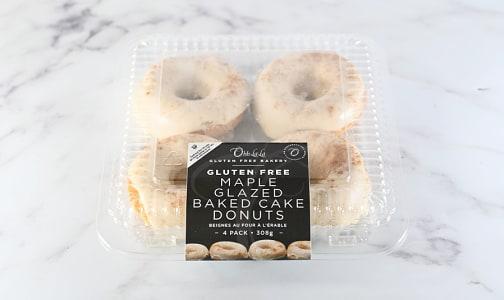 Cinnamon Maple Baked Cake Donuts (Frozen)- Code#: DE1040