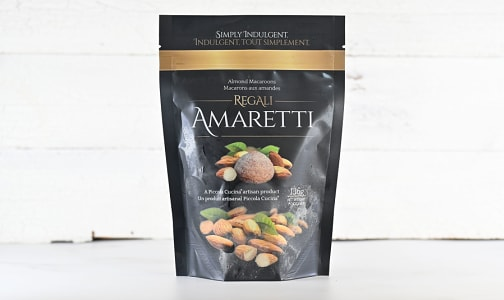 Amaretti - Almond Macaroon (Frozen)- Code#: DE1043