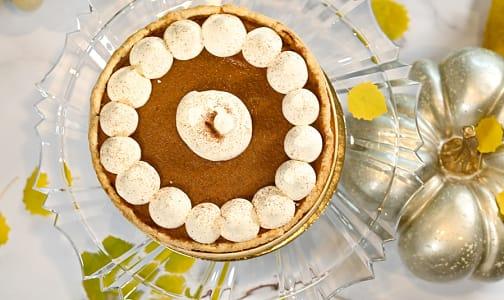 Pumpkin Pie (Frozen)- Code#: DE1053