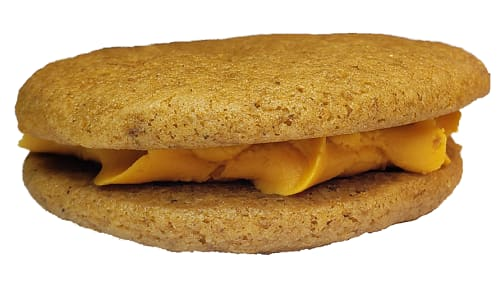 Pumpkin Spice Sandwich Cookie- Code#: DE1056